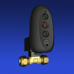 ES51 Urinal Flush Control – EASY FLUSH Battery Powered with 2mm Latching Valve (Inc. Batt)