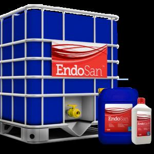 EndoSan3 Sanitiser – 3% Silver Stabilised Hydrogen Peroxide